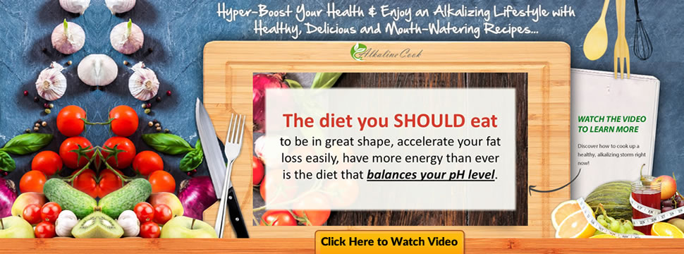 Alkaline Cookbooks & Super Foods